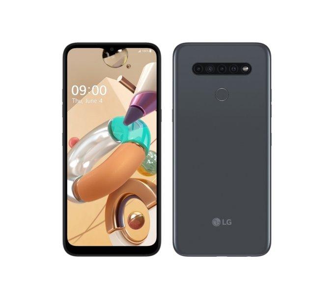 LG전자가 아시아 등 신흥시장을 공략하기위해 선보인 저가폰 K41S/사진=LG전자