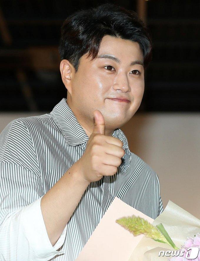 (서울=뉴스1) 가수 김호중. 2020.7.4/뉴스1