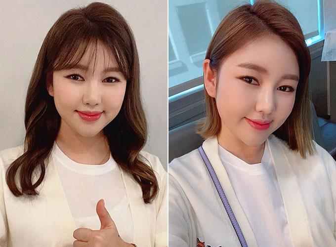 가수 송가인/사진=송가인 인스타그램