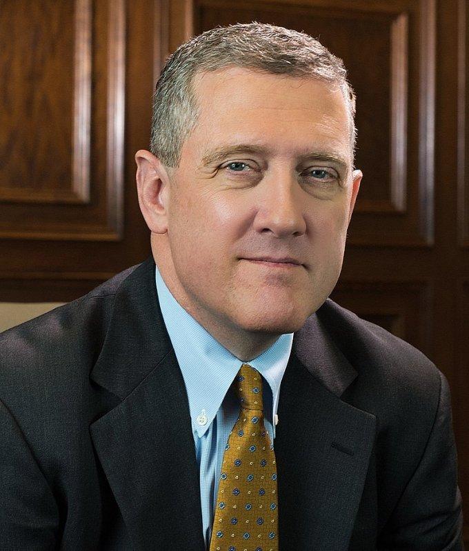 제임스 불러드 미국 세인트루이스 연방준비은행 총재