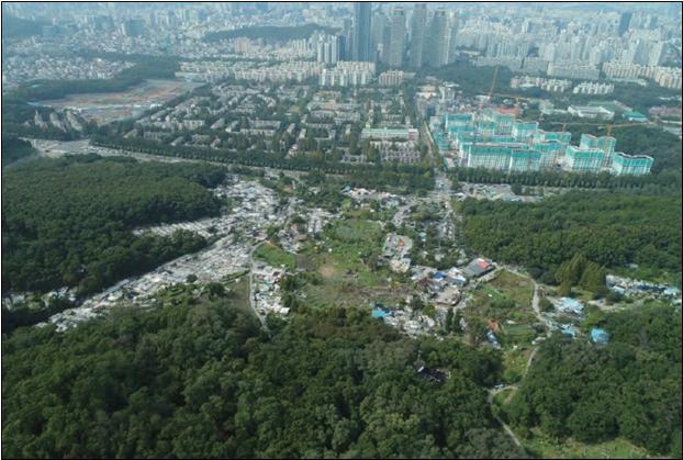 구룡마을. /사진제공=서울시