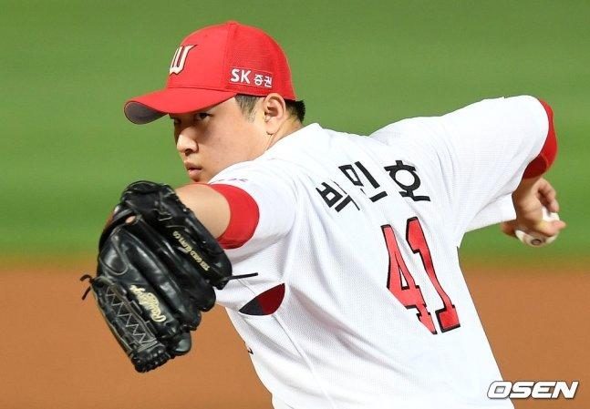 SK 박민호.