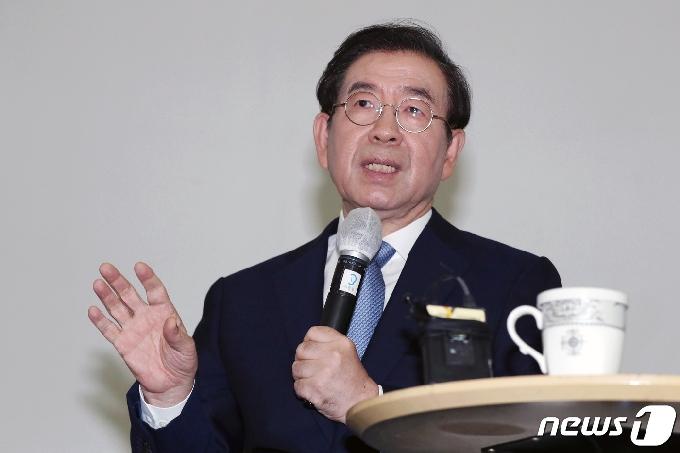 박원순 '비서 성추행 의혹' 고소 '공소권 없음' 수사 종결