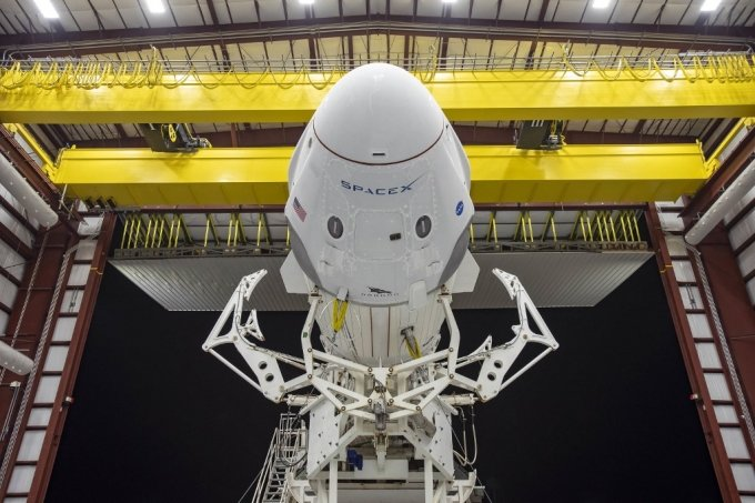스페이스X의 로켓 팰컨9
