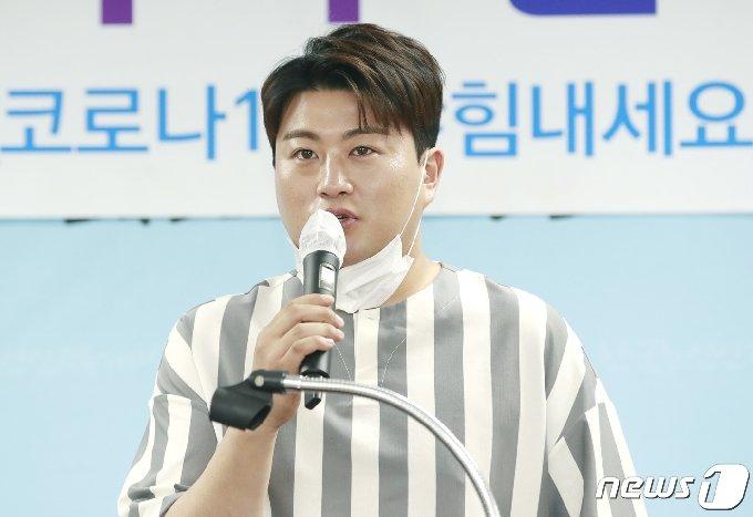김호중./뉴스1 © News1 권현진 기자