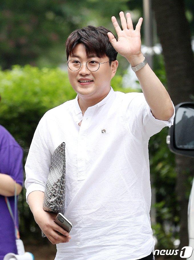 가수 김호중/뉴스1 © News1 김진환 기자