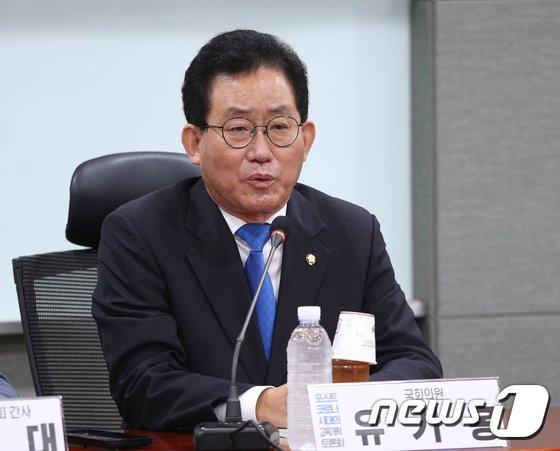 유기홍 더불어민주당 의원/사진=뉴스1