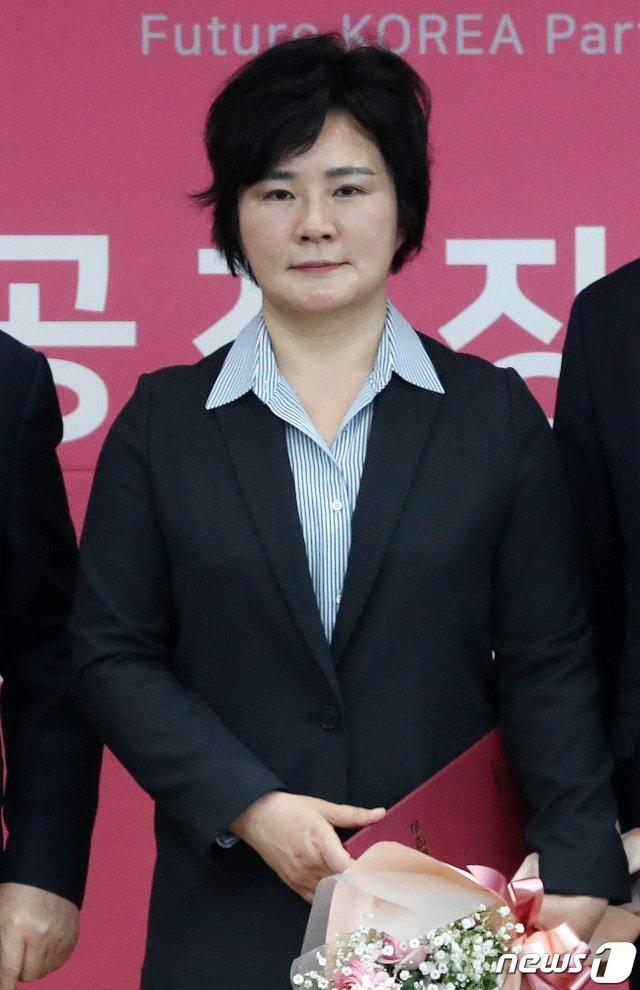 국회 법제사법위원회 소속 조수진 미래통합당 의원/사진=뉴스1
