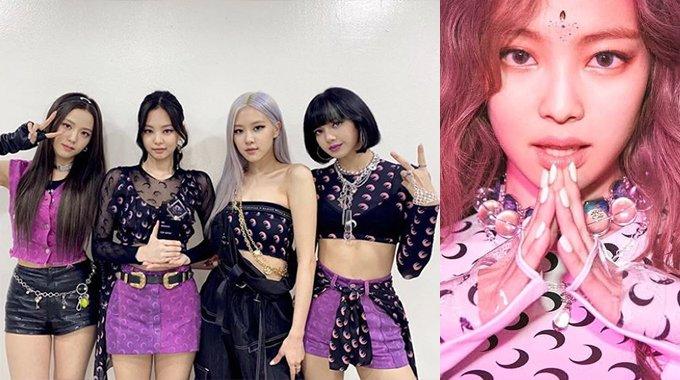 /사진=블랙핑크 공식 인스타그램, YG엔터테인먼트