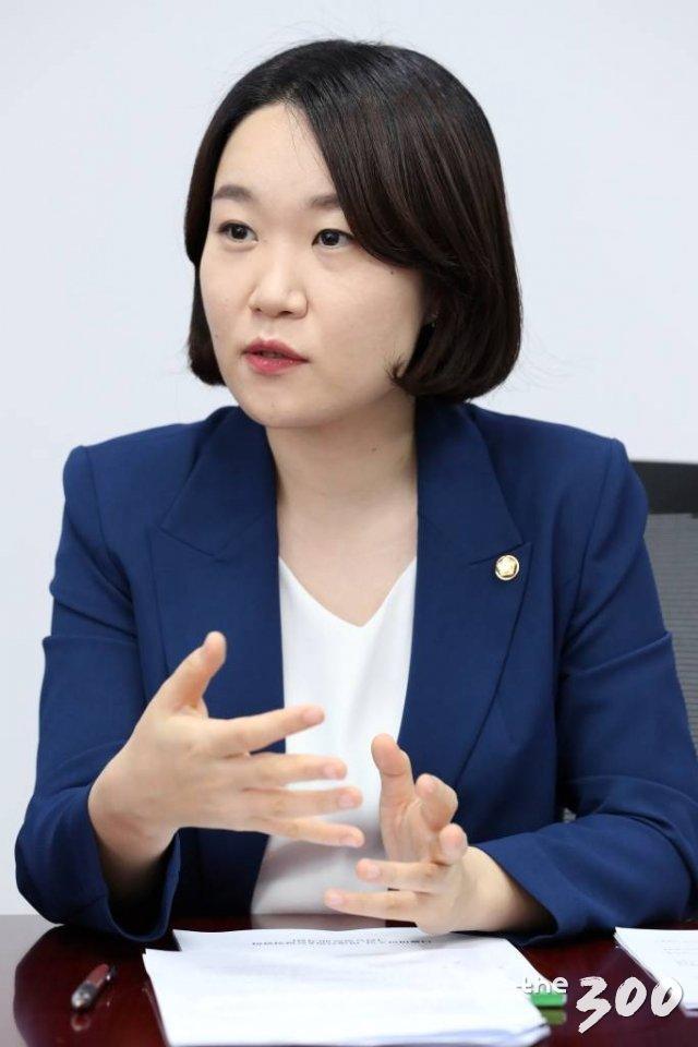 이소영 더불어민주당 의원 인터뷰/사진=뉴스1