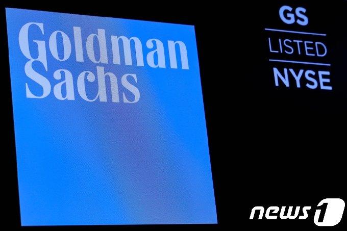 미국 대표 투자은행 골드만삭스. © 로이터=뉴스1