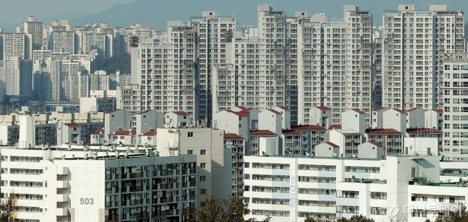 서울 아파트 전경. / 사진=김창현 기자 chmt@