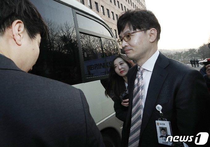 한동훈 검사장/뉴스1 © News1 안은나 기자