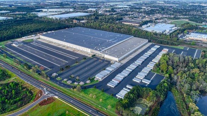 글로벌 매트리스·가구 기업 지누스가 미국 조지아주 헨리 카운티에 매트리스 생산·물류 복합거점을 구축한다./사진=지누스