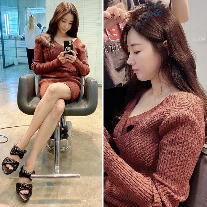 /사진=배우 김사랑 인스타그램