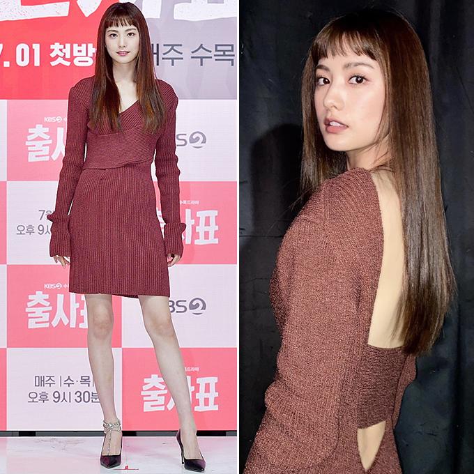 /사진=KBS 제공, 배우 나나 인스타그램