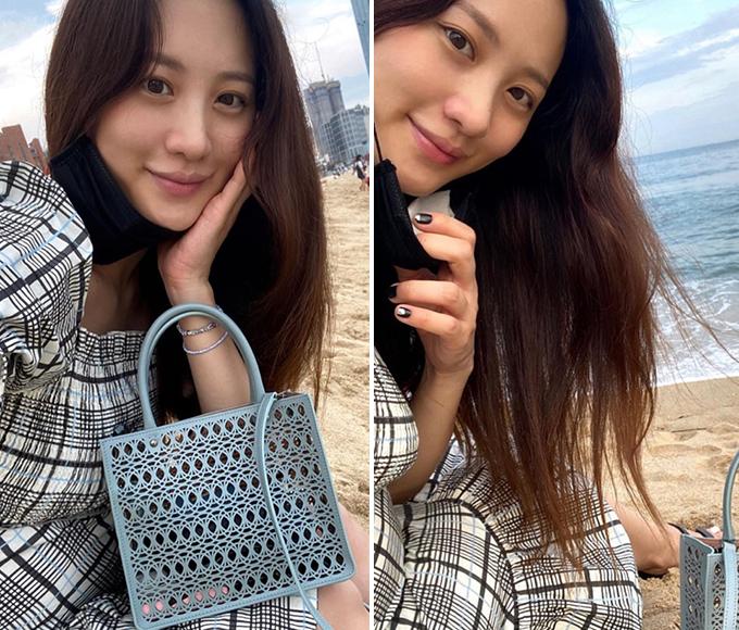 /사진=배우 수현 인스타그램