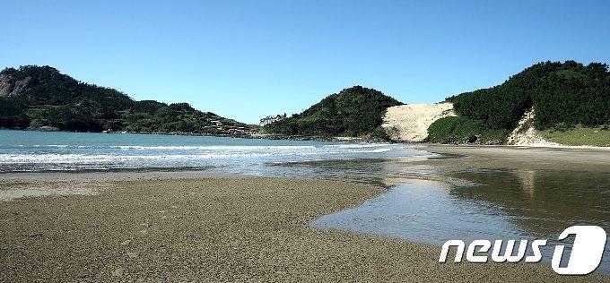 가고싶은 섬-신안 우이도.(전남도 제공)/뉴스1