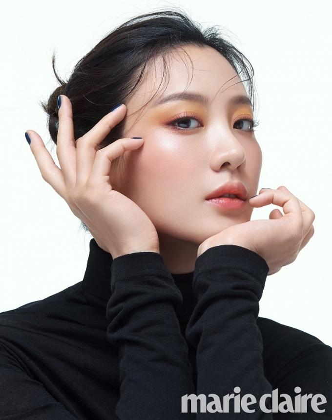 배우 수현/사진제공=스쿠(SUQQU)
