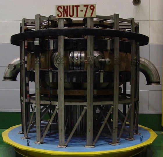 1. 핵융합 플라즈마 발생장치 SNUT-79/사진=중앙과학관