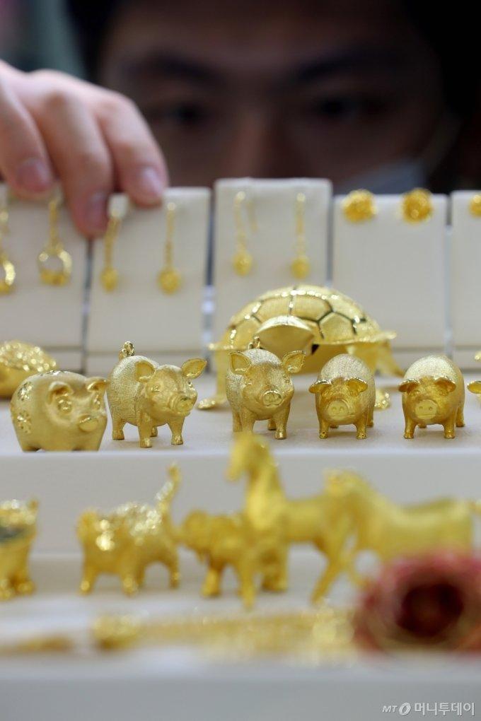 [사진]'현금보다 금'