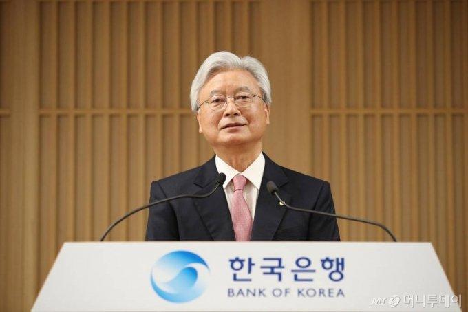 조윤제 한국은행 금융통회위원회 위원/사진=한국은행