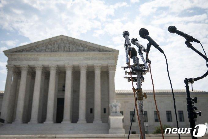 미 연방대법원 © AFP=뉴스1