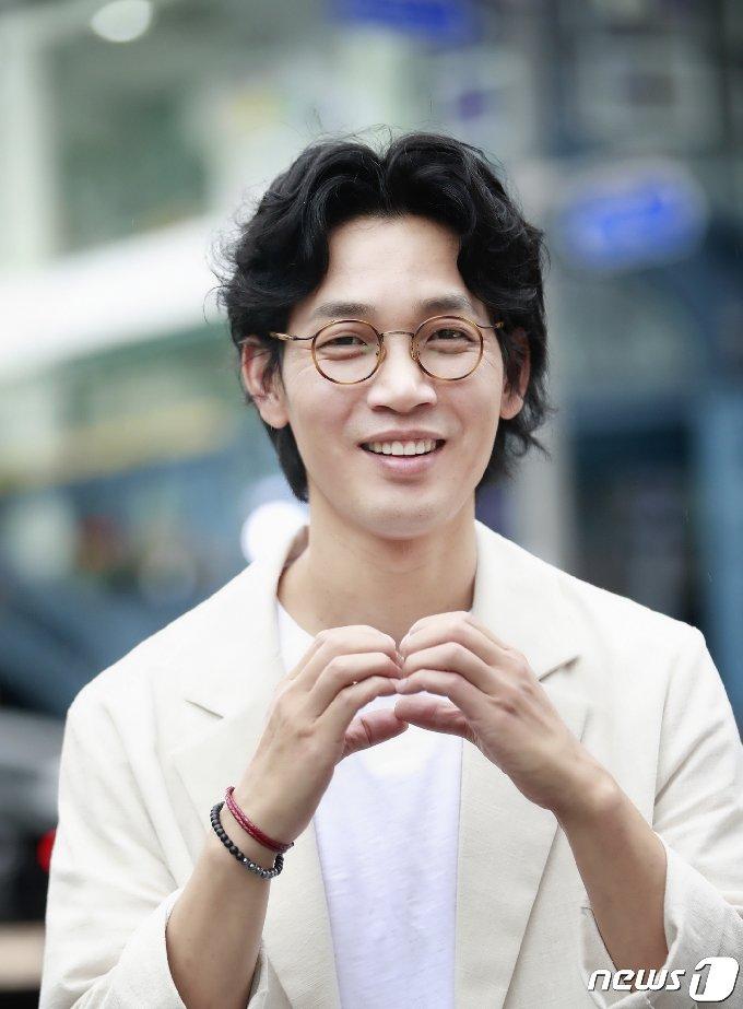 영화 '반도' 배우 김도윤 인터뷰 / 뉴스1 © News1 권현진 기자