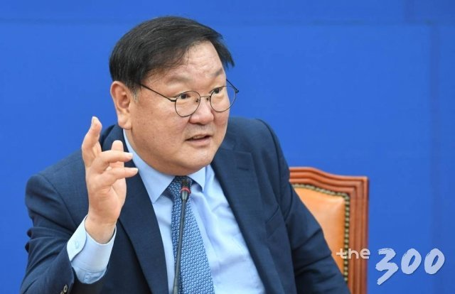 김태년 더불어민주당 원내대표 인터뷰