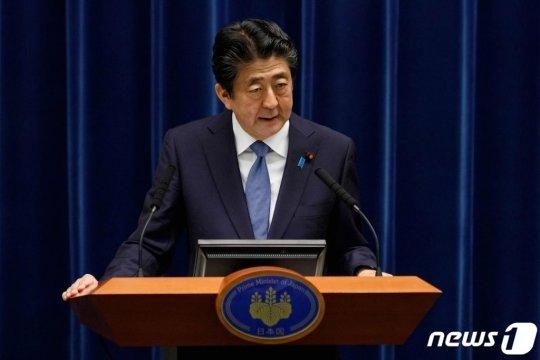 아베 신조 일본 총리/사진=AFP=뉴스1