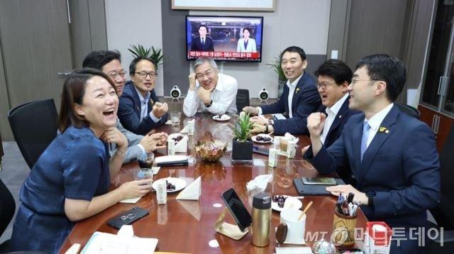 열린민주당 최강욱 대표 페이스북 갈무리./사진제공=뉴스1
