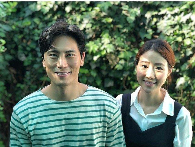 방송인 김재우, 조유리 부부 /사진=김재우 인스타그램