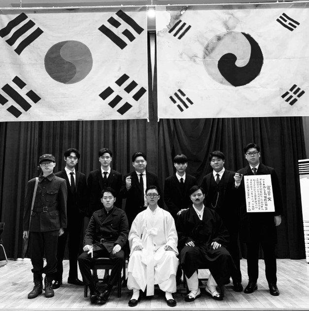 /사진='대한민국 임시정부' 컨셉 /사진제공=페이스북 '의정부 대신 전해드립니다'