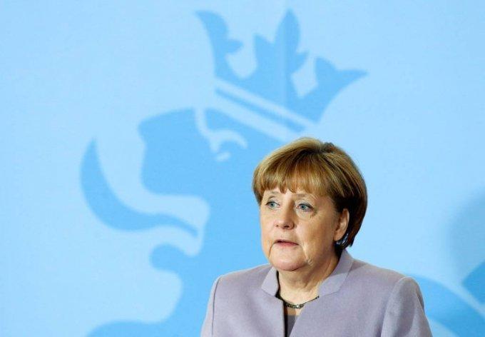 메르켈 독일 총리. / 사진제공=로이터 뉴스1