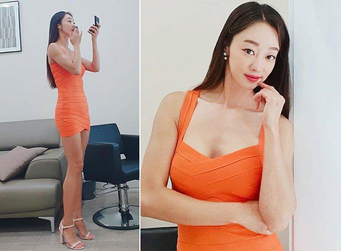 배우 최여진/사진=최여진 인스타그램