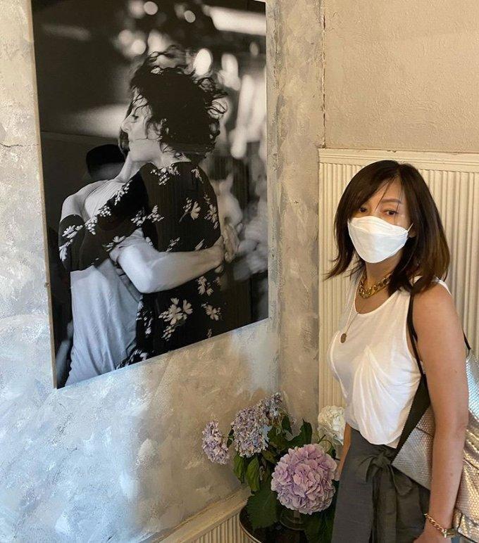 배우 황신혜/사진=황신혜 인스타그램
