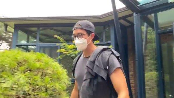 배우 다니엘 헤니/사진=다니엘 헤니 인스타그램