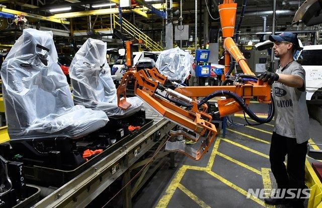 美 공장재 수주 6% 늘었다…예상치 상회