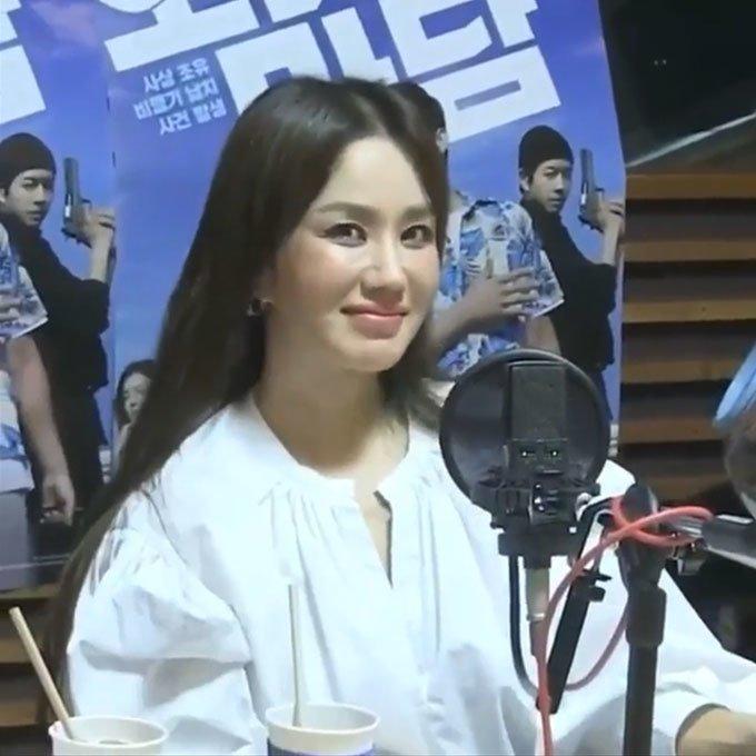 가수 겸 배우 엄정화/사진=엄정화 인스타그램