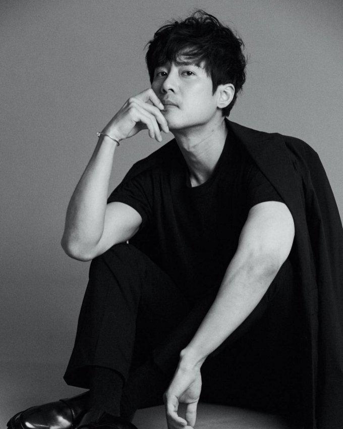 배우 고주원/사진=고주원 인스타그램