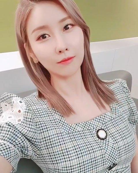 가수 겸 발레리나 스테파니/사진=스테파니 인스타그램
