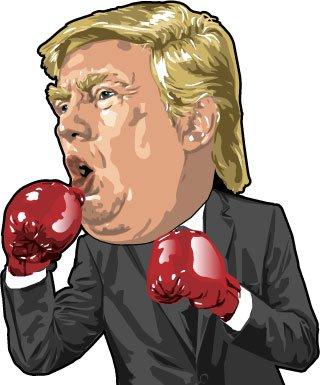 도널드 트럼프 미국 대통령 /삽화=임종철 디자인기자
