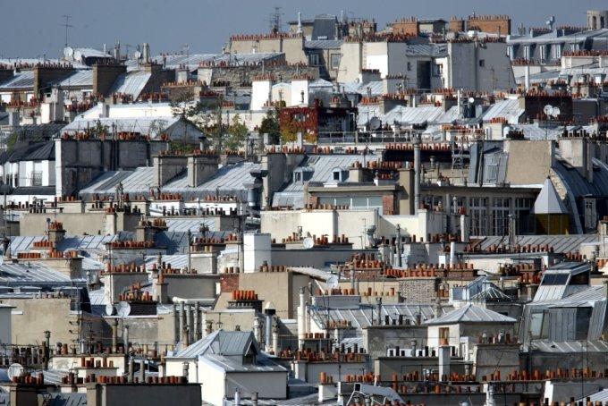 프랑스 파리 주거지역/사진=로이터