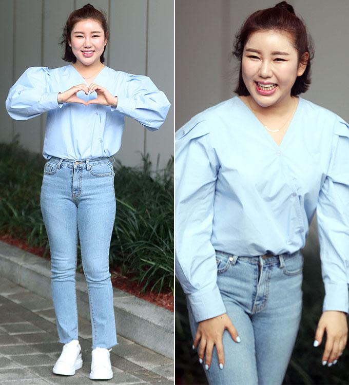 가수 송가인/사진=임성균 기자