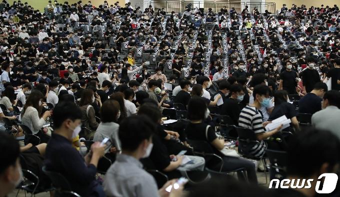 [사진] 전공의 집단휴진 '2020 젊은의사 단체행동'