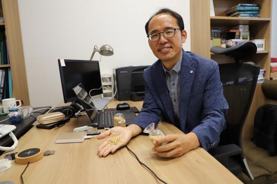 세종대 진중현 교수, 기후변화 대응하는 벼 품종 세계 최초 개발