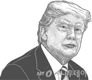 [속보]트럼프