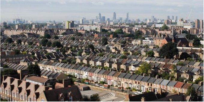 영국 런던 주택 모습/사진= 런던시 홈페이지