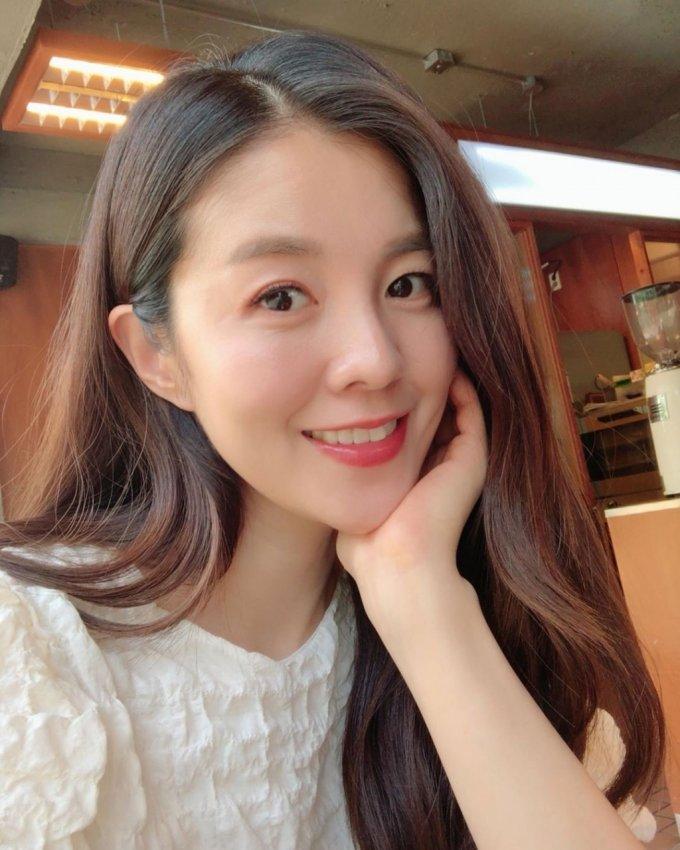 배우 김성은/사진=김성은 인스타그램