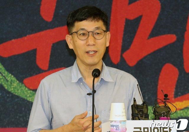 진중권 전 동양대 교수. /사진=뉴스1.